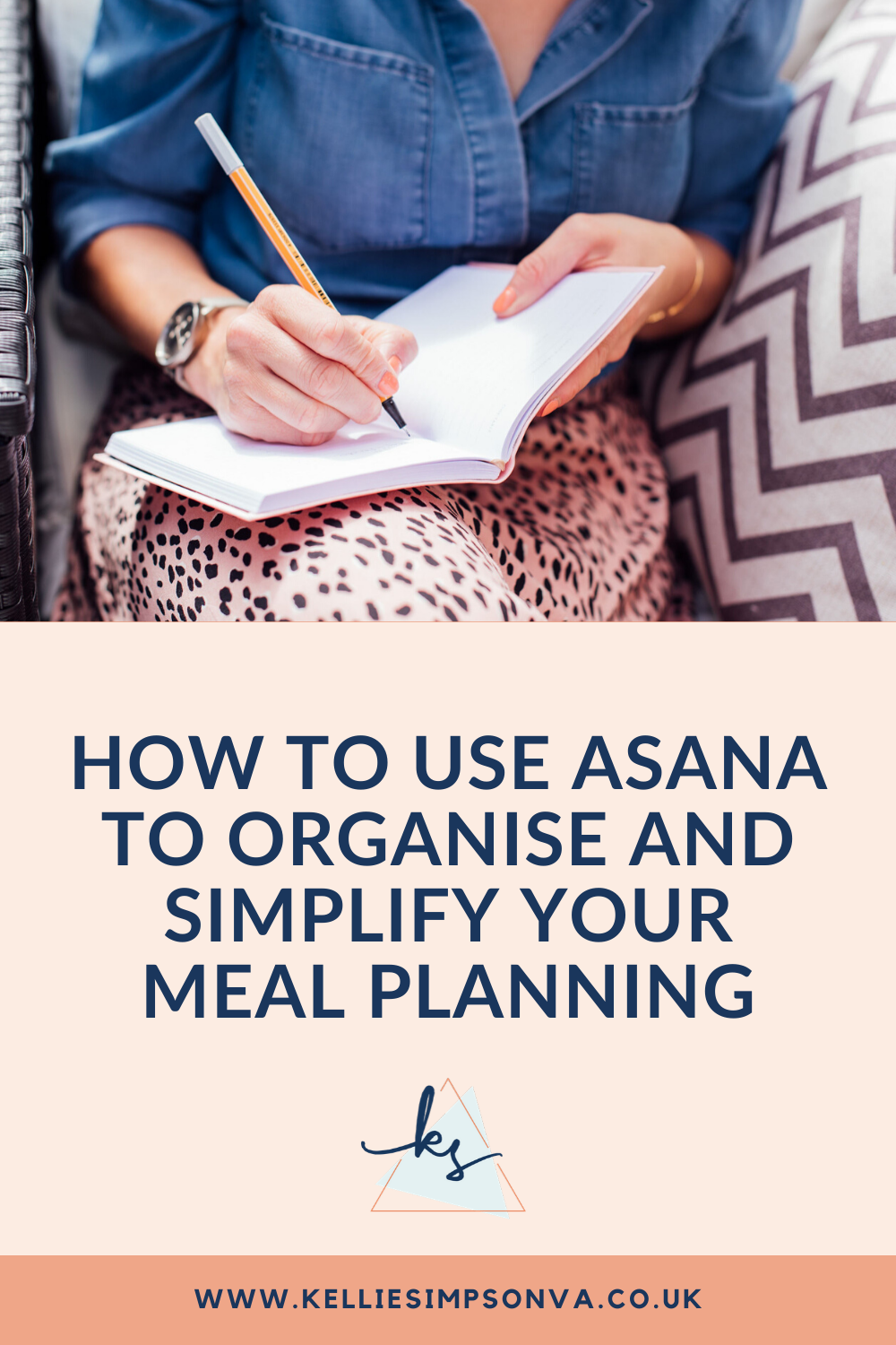 How to use Asana to organise and simplify your meal planning