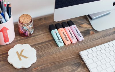 How to get super organised with colour coding 🗂
